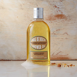 loccitane almond oil