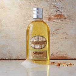 loccitane almond oil