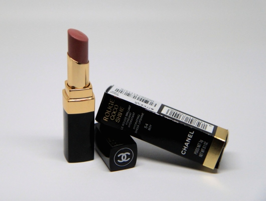 "CHANEL Rouge Coco Shine ""54 Boy"""